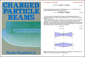 Charged Particle Beams, free textbook