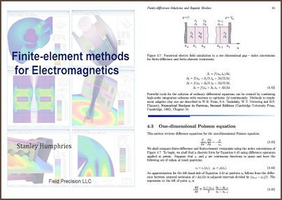 Finite-element Methods for Electromagnetics