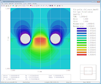 Thermal analysis toolkit, 2D thermal simulations